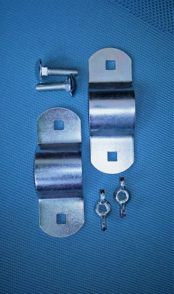 Doppelschelle 28 - 32 mm
