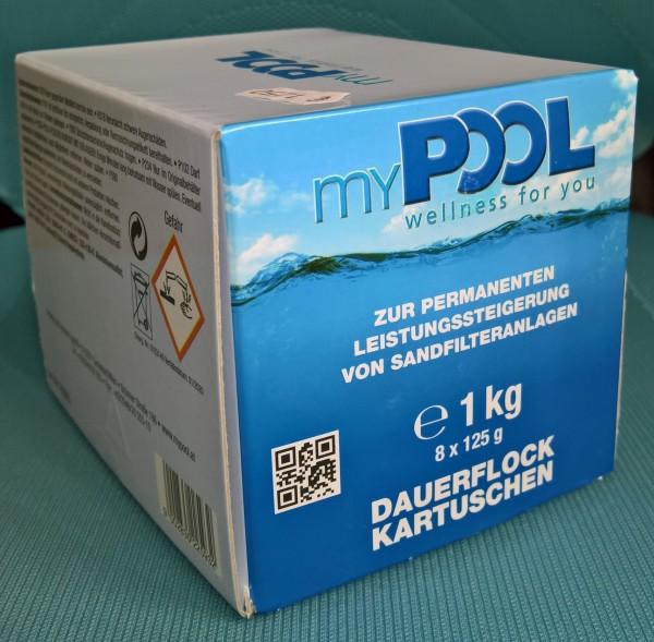 myPOOL Dauerflock Kartuschen