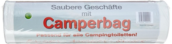 Camperbag WC-Einlagen