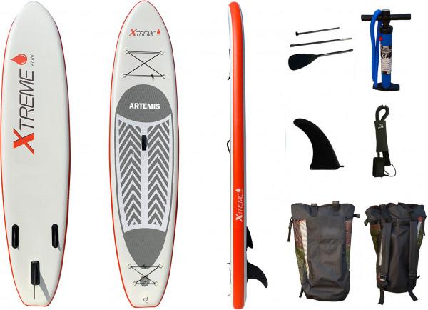 284601 Stand Up Paddle Board Standard Komplettset
