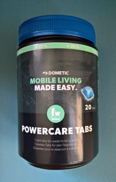 Powercare Tabs 20 St