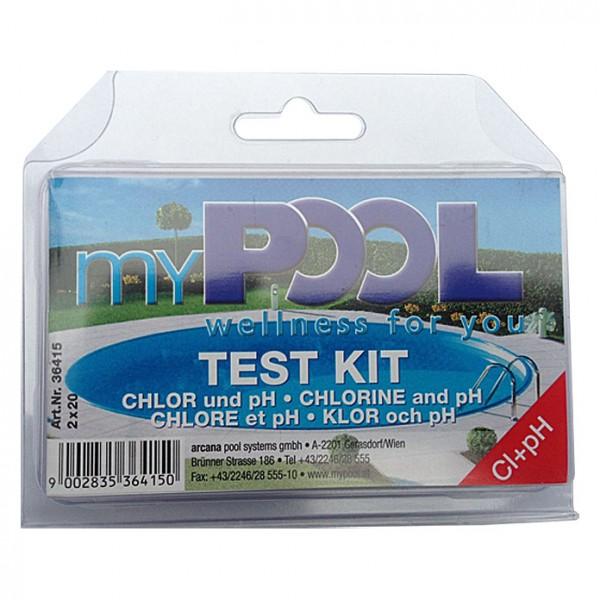myPOOL Test-Kit