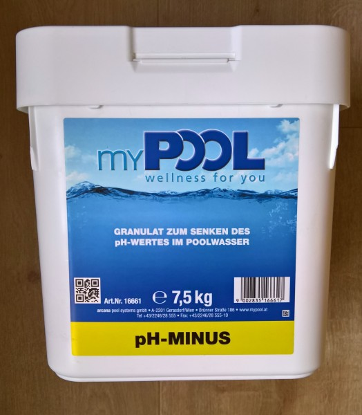 myPOOL pH-MINUS