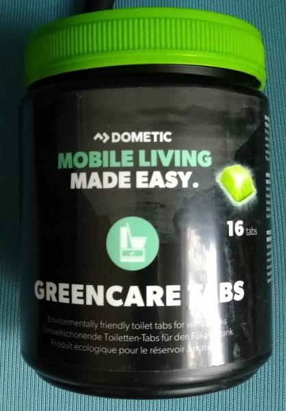 Greencare Tabs 16 St