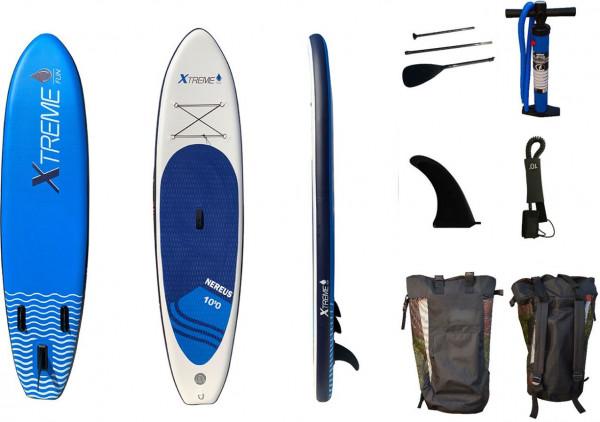 284600 Stand Up Paddle Board Standard Komplettset