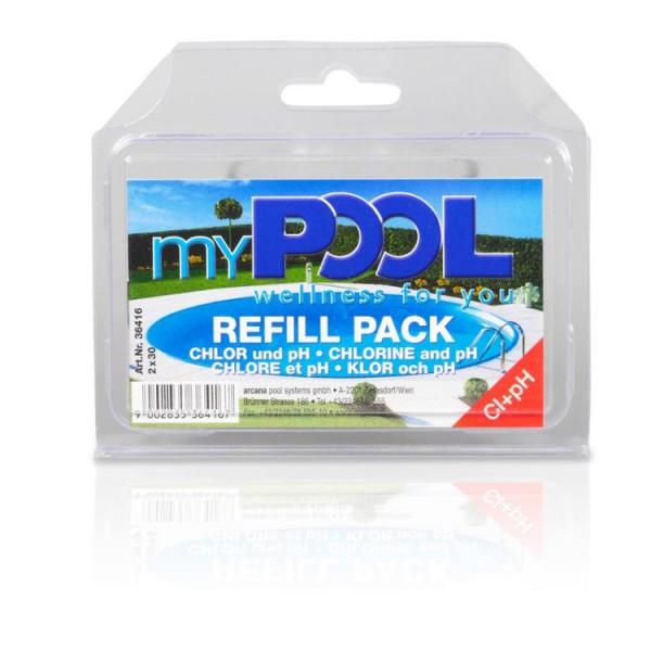 myPOOL Refill Pack