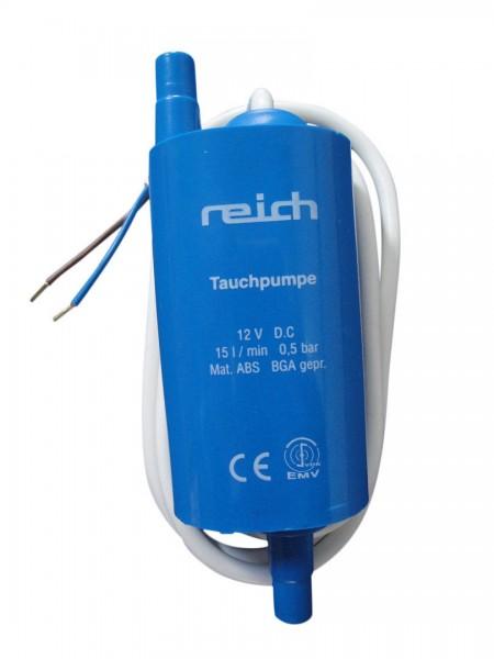 Reich Verstärkerpumpe 15 l/min, 12 V
