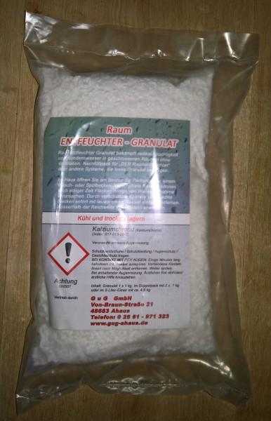 Luftentfeuchter - Granulat 1 kg