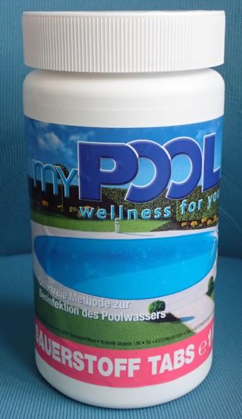 myPOOL Sauerstoff Tabs