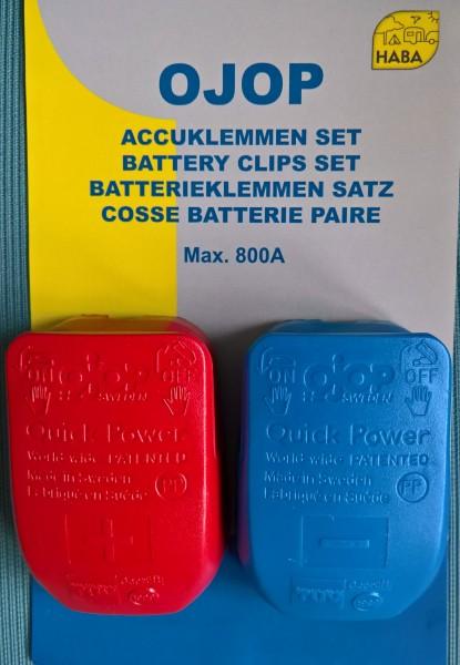 Haba Batterieschnellverschluß