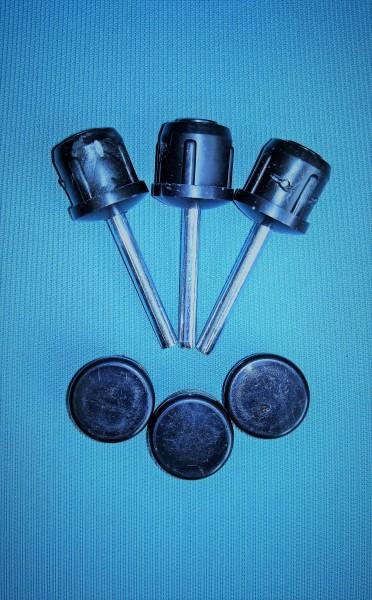 Stabspitze für Aufstellstange 25 mm