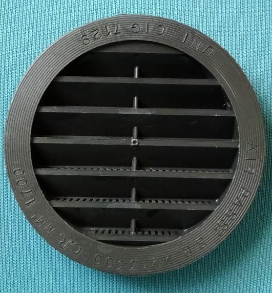 Lüftungsgitter Ø 97 mm