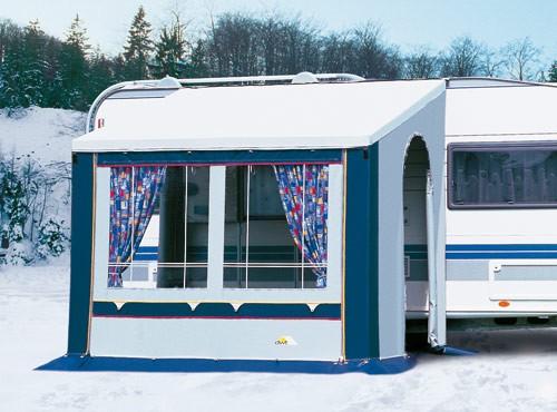 DWT Vorzelt Cortina II, blau