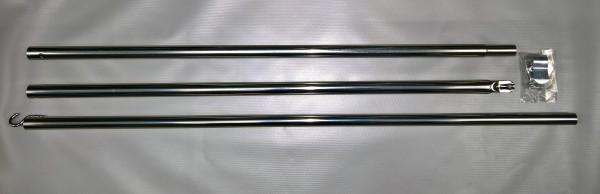 Firststange Stahl Ø 32 mm 300 cm