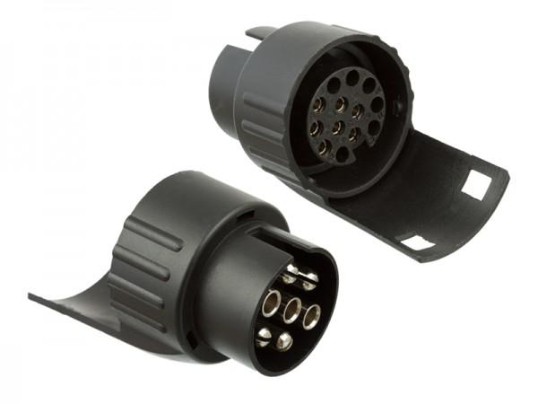 Mini-Kurzadapter 7 auf 13-polig