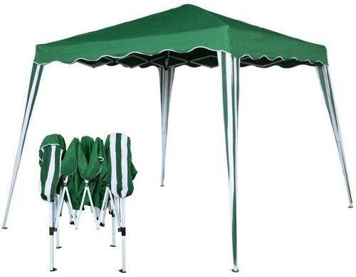 alu faltpavillon 3x3 m blau pavillon steuben camping freizeit. Black Bedroom Furniture Sets. Home Design Ideas
