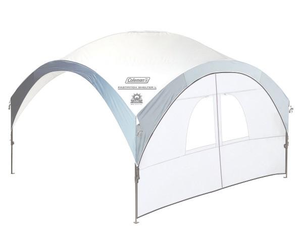 Fast Pitch Shelter Sunwall mit Tür 3,65 x 3,65 m
