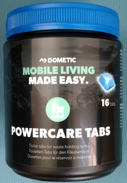 Powercare Tabs 16 St