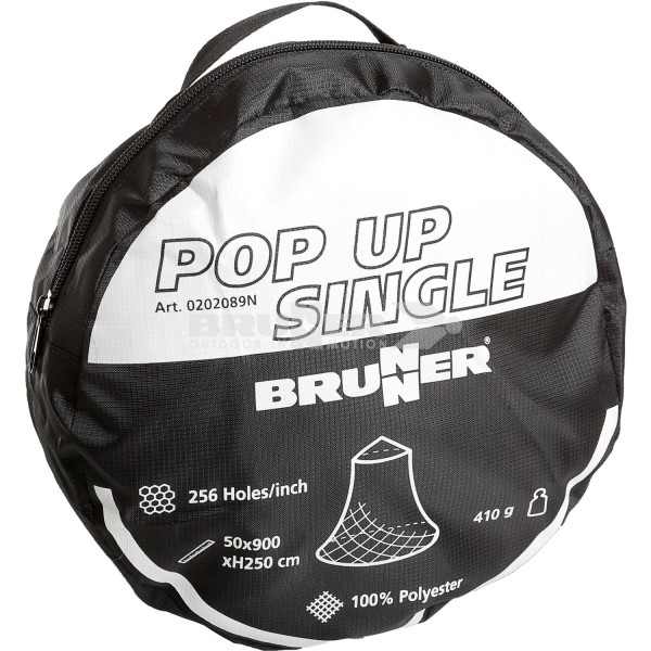 Brunner Pop Up Single Moskitonetz