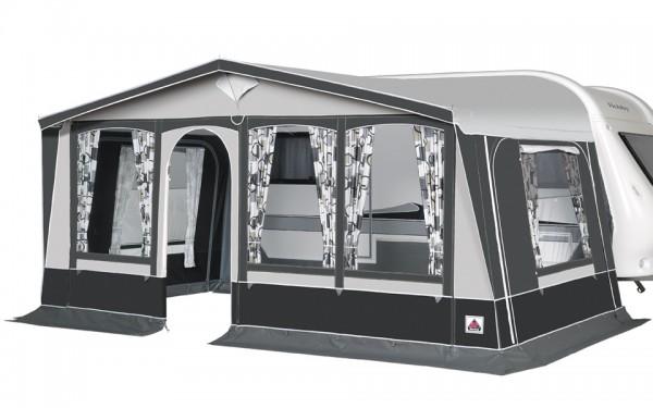 Dorema Vorzelt Ibiza 240 DeLuxe mit Fensterklappen