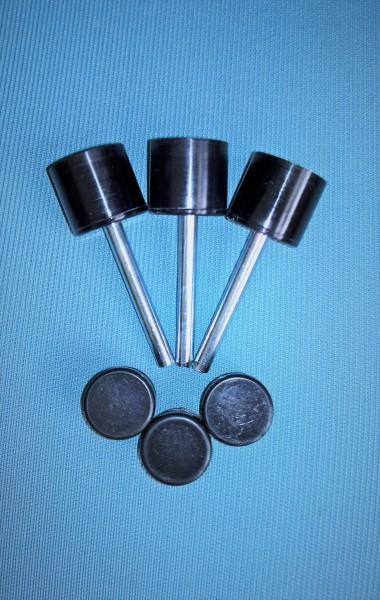 Stabspitze für Aufstellstange 19 mm