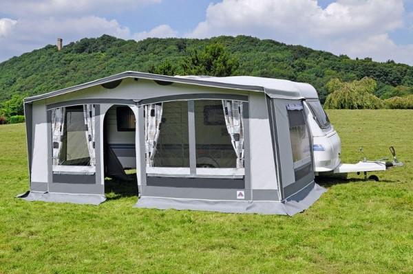 Hahn Vorzelt Bardolino (Dach PVC/Wände TenCate)