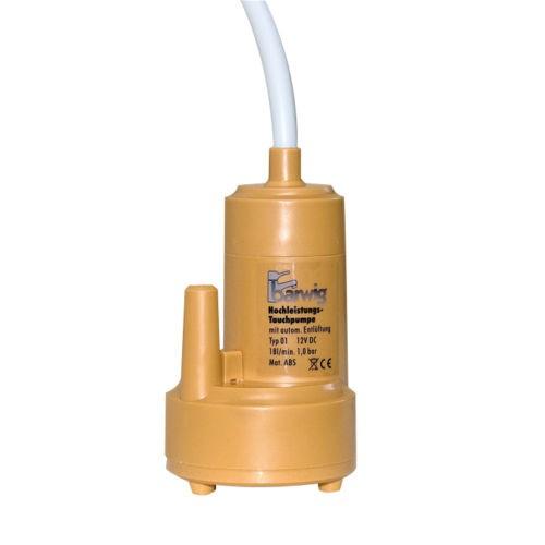 Tauchpumpe 18 l/min, 12 V