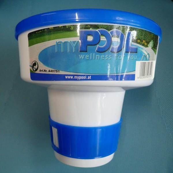 myPOOL Dosierschwimmer