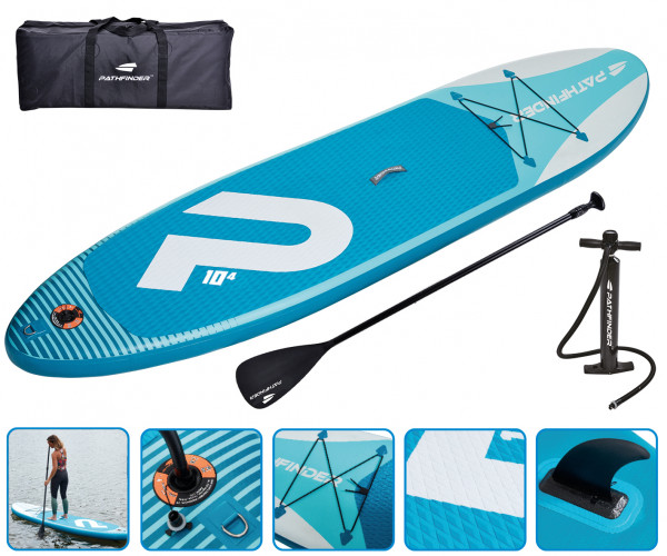 77119 Stand Up Paddle Board SUP Set