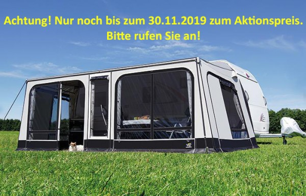 Wigo Rolli Plus Ambiente 250 cm Tiefe