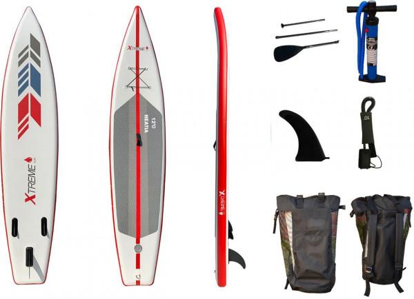 284602 Stand Up Paddle Board Standard Komplettset