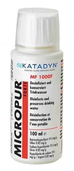 Micropur Forte MF 1000F