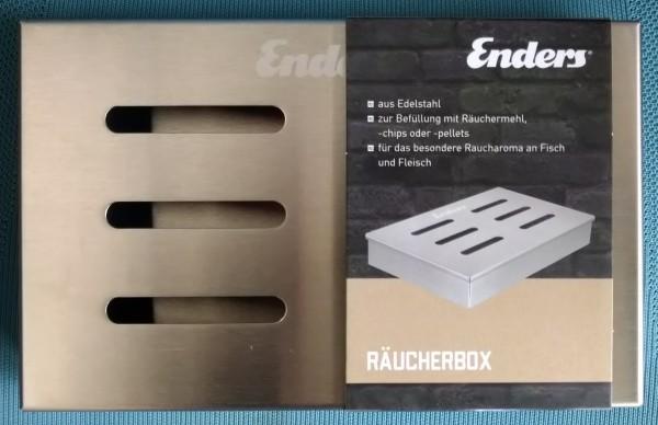 Enders Räucherbox Edelstahl
