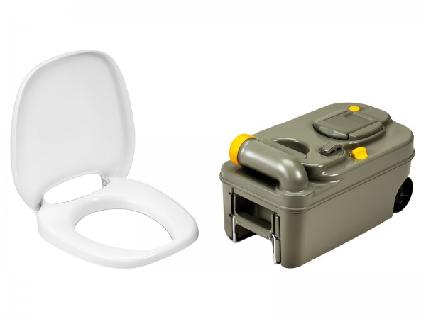 Thetford Fresh Up Set für C200 + WC-Sitz, neues Modell mit Räder