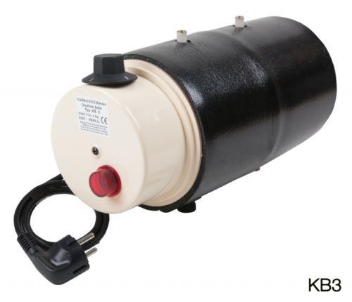 Elgena Kleinboiler KB3 12V/200W 230V/660W