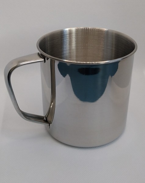 Outdoor Mug Trinkbecher Edelstahl