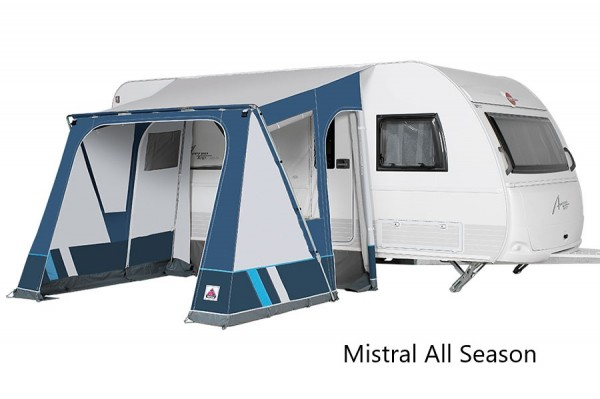 Dorema Vorzelt Mistral All Season & Mistral XL All Season
