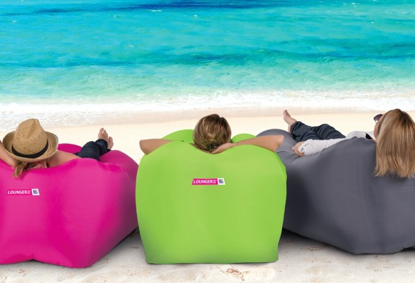 Das mus't have dieses Sommers Lounger to go