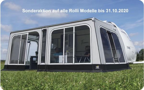 Wigo Rolli Plus Panoramic 250 cm Tiefe